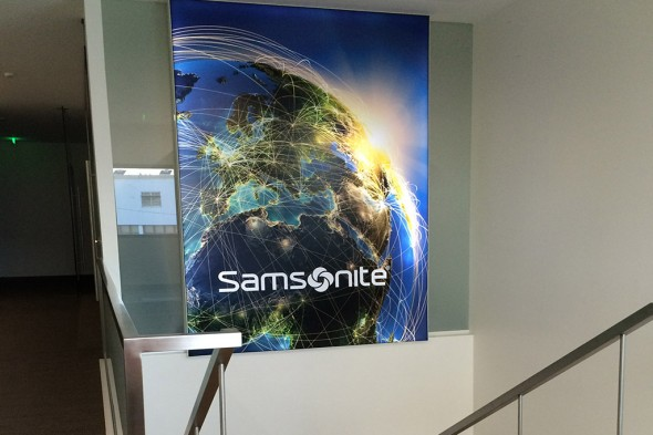 Sede Samsonite